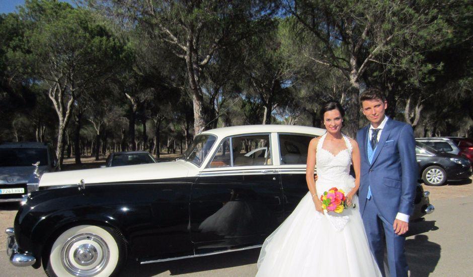 La boda de Álvaro y Cristina en Valladolid, Valladolid