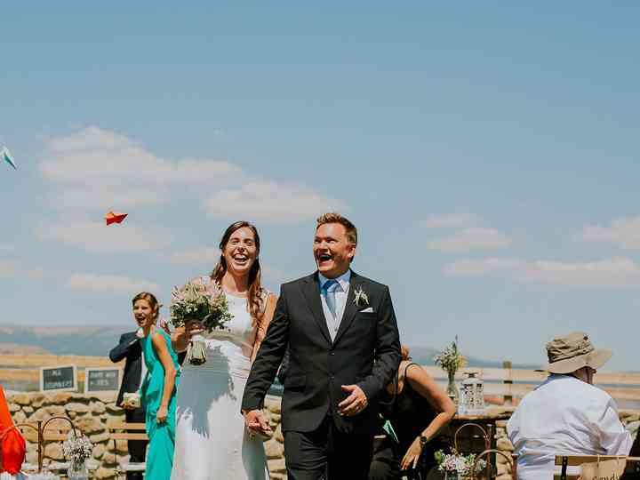 La boda de Patricia y Sam