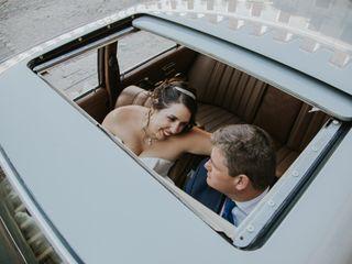 La boda de Eva y Wenceslao