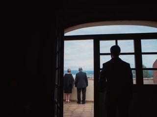 La boda de Samantha y Albert 2