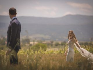 La boda de Eva y Mario