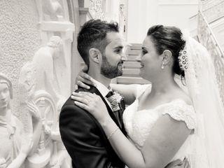 La boda de Rocio y Juan Manuel