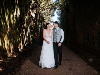 La boda de Cintia y Samuel  1
