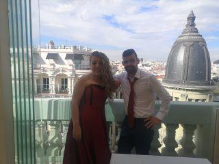 La boda de Rossana y Melo 2