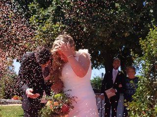 La boda de Rossana y Melo