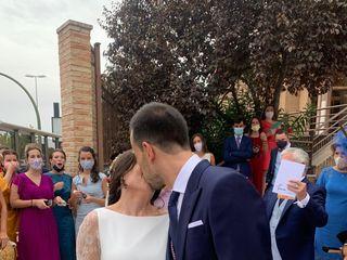 La boda de Andrea y Alex 2