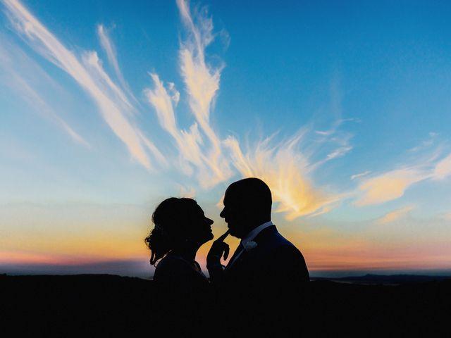 La boda de Begoña y David
