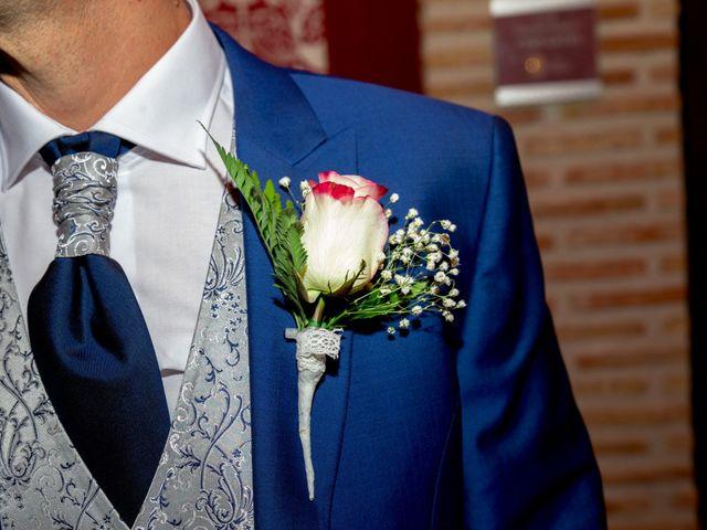 La boda de Rubén y Gladis en Loeches, Madrid 3