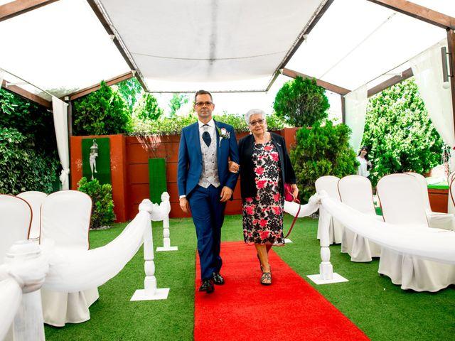 La boda de Rubén y Gladis en Loeches, Madrid 6