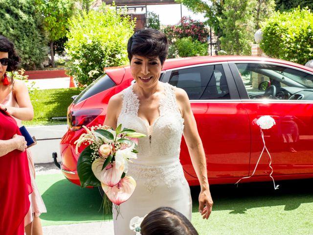 La boda de Rubén y Gladis en Loeches, Madrid 9