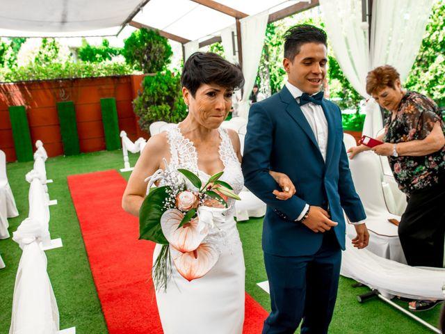 La boda de Rubén y Gladis en Loeches, Madrid 10