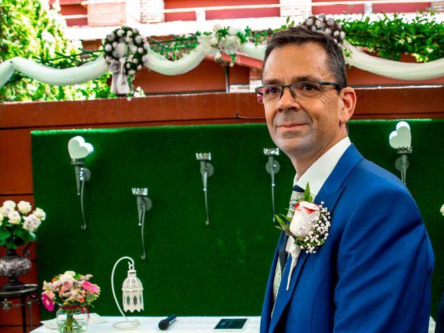 La boda de Rubén y Gladis en Loeches, Madrid 11