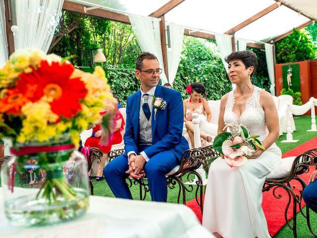 La boda de Rubén y Gladis en Loeches, Madrid 12