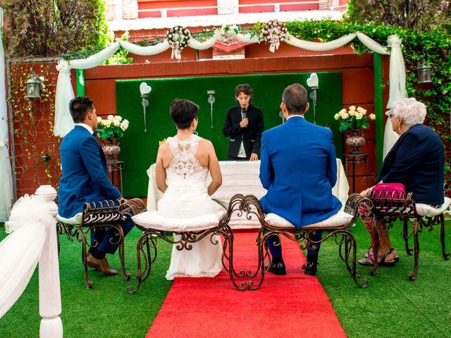 La boda de Rubén y Gladis en Loeches, Madrid 14