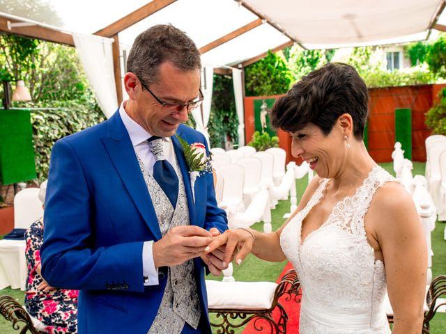 La boda de Rubén y Gladis en Loeches, Madrid 19
