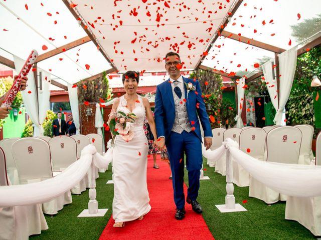 La boda de Rubén y Gladis en Loeches, Madrid 21