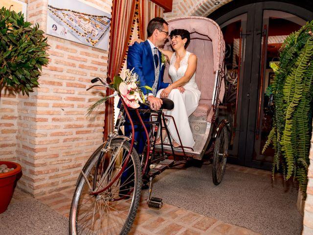 La boda de Rubén y Gladis en Loeches, Madrid 30