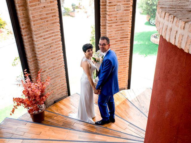 La boda de Rubén y Gladis en Loeches, Madrid 32