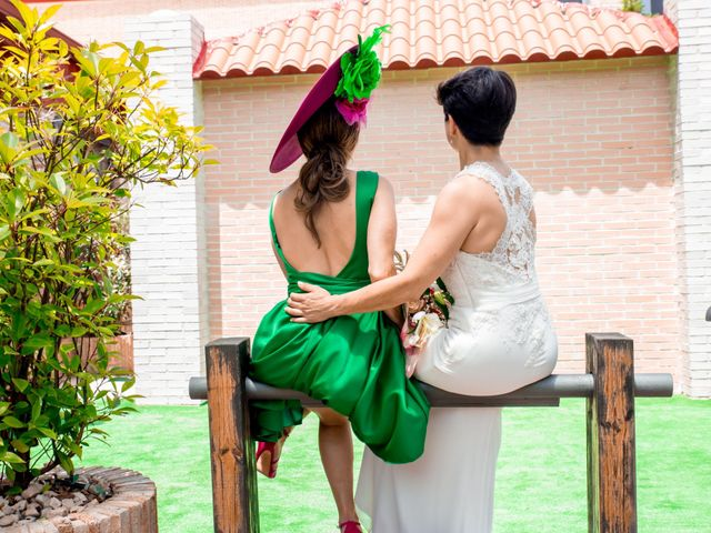 La boda de Rubén y Gladis en Loeches, Madrid 34
