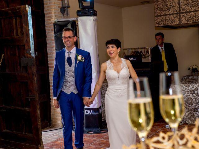 La boda de Rubén y Gladis en Loeches, Madrid 36