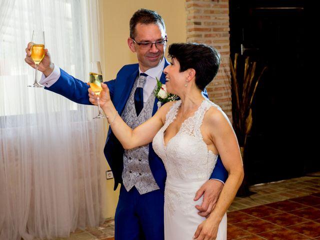 La boda de Rubén y Gladis en Loeches, Madrid 37