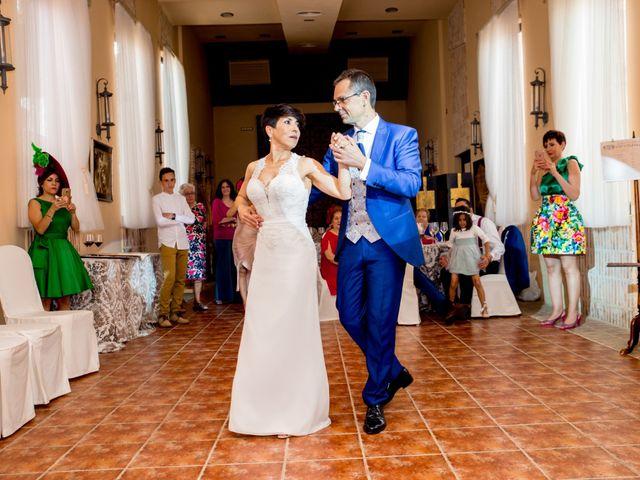 La boda de Rubén y Gladis en Loeches, Madrid 40