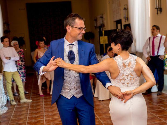 La boda de Rubén y Gladis en Loeches, Madrid 41
