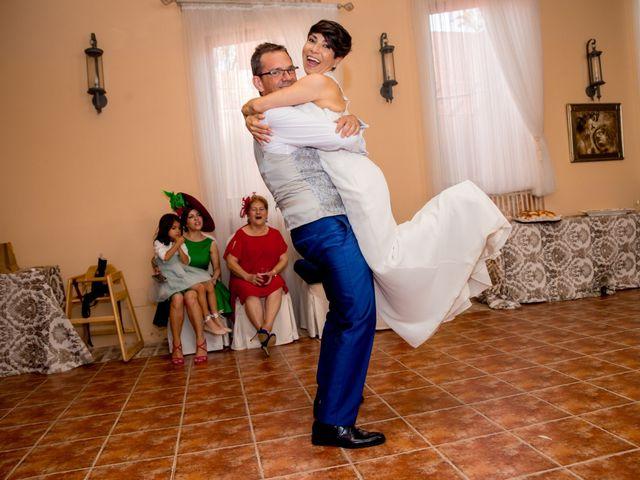 La boda de Rubén y Gladis en Loeches, Madrid 45