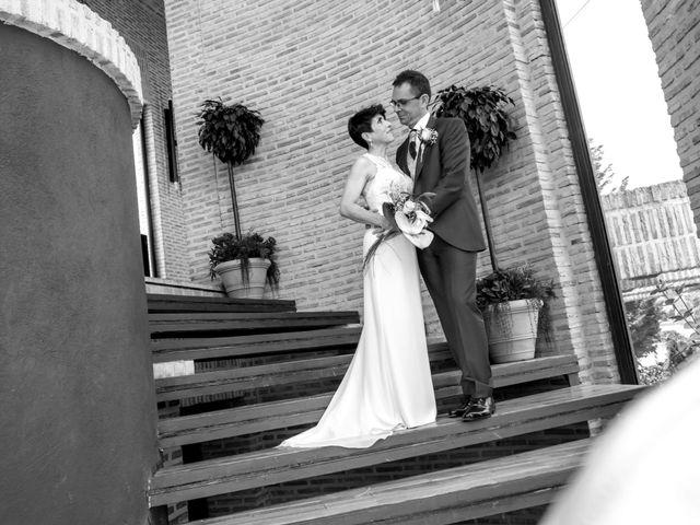 La boda de Rubén y Gladis en Loeches, Madrid 24