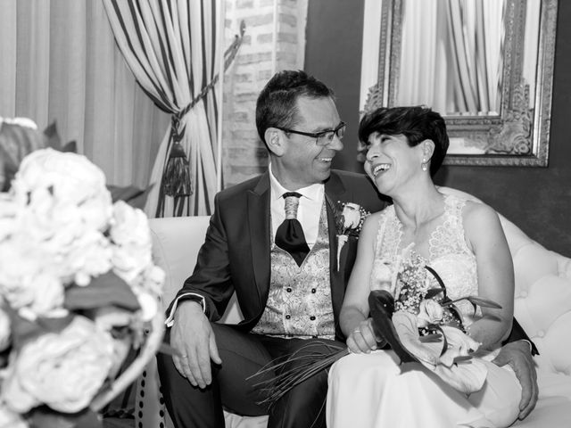 La boda de Rubén y Gladis en Loeches, Madrid 29