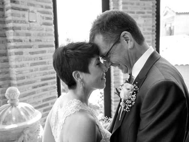 La boda de Rubén y Gladis en Loeches, Madrid 33