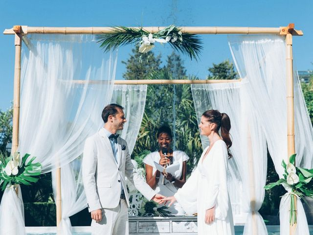 La boda de Liora y Yann