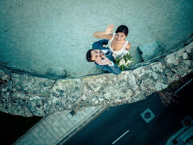 La boda de Marta y Santiago