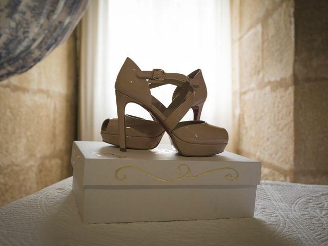 La boda de Mario y Eva en Santa Gadea Del Cid, Burgos 3
