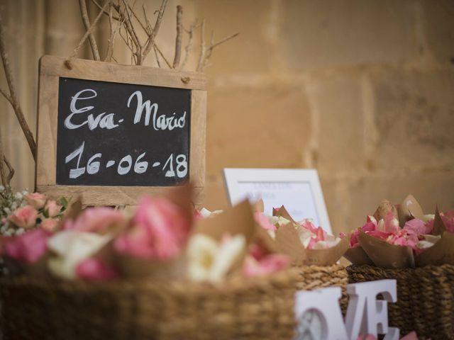 La boda de Mario y Eva en Santa Gadea Del Cid, Burgos 14