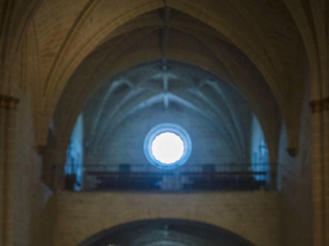 La boda de Mario y Eva en Santa Gadea Del Cid, Burgos 21