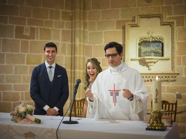 La boda de Mario y Eva en Santa Gadea Del Cid, Burgos 23