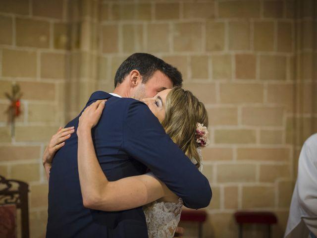 La boda de Mario y Eva en Santa Gadea Del Cid, Burgos 24