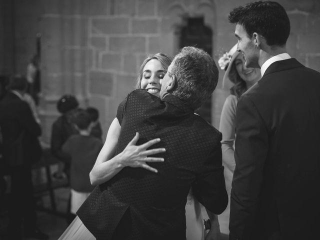 La boda de Mario y Eva en Santa Gadea Del Cid, Burgos 26