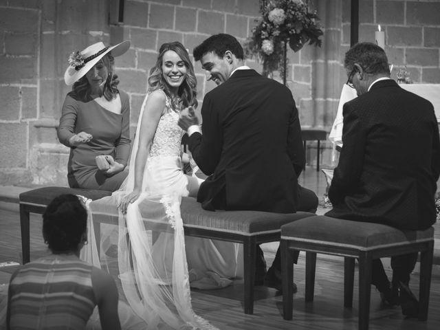 La boda de Mario y Eva en Santa Gadea Del Cid, Burgos 27