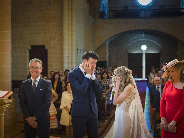 La boda de Mario y Eva en Santa Gadea Del Cid, Burgos 29