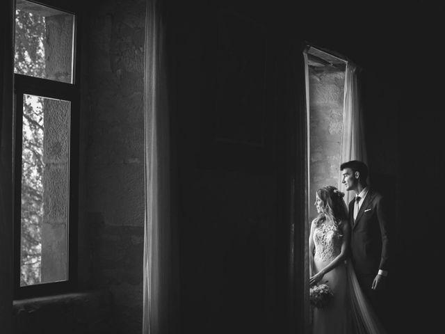 La boda de Mario y Eva en Santa Gadea Del Cid, Burgos 30