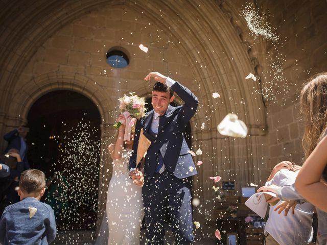 La boda de Mario y Eva en Santa Gadea Del Cid, Burgos 32