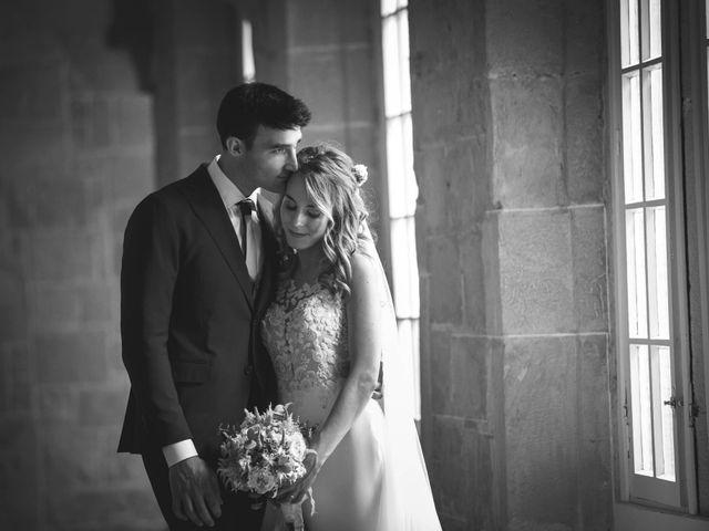 La boda de Mario y Eva en Santa Gadea Del Cid, Burgos 44