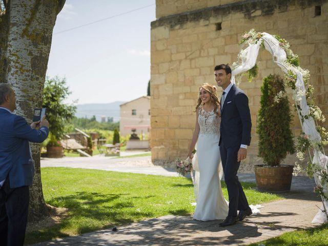 La boda de Mario y Eva en Santa Gadea Del Cid, Burgos 46