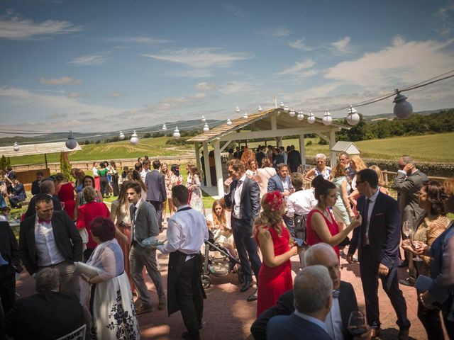 La boda de Mario y Eva en Santa Gadea Del Cid, Burgos 48
