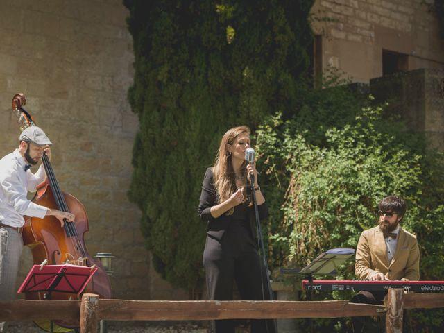 La boda de Mario y Eva en Santa Gadea Del Cid, Burgos 49