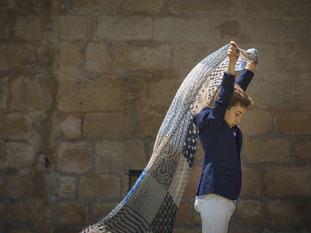 La boda de Mario y Eva en Santa Gadea Del Cid, Burgos 50