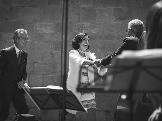 La boda de Mario y Eva en Santa Gadea Del Cid, Burgos 51