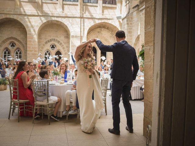 La boda de Mario y Eva en Santa Gadea Del Cid, Burgos 52